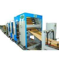 Buy cheap Bottomer machine with Auto-opening Tube and Auto-Gluing System from wholesalers