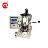 Digital Fracture Strength Testing Machine , Shockproof Motor With Pressure Gauge Manufactures