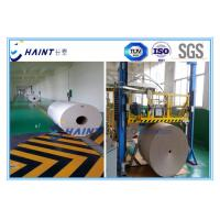 Custom Color Paper Roll Handling Systems Strapping System High Performance Manufactures