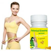 Botanical Slimming gold version capsule 100% Original softgel Weight Loss Supplements Manufactures