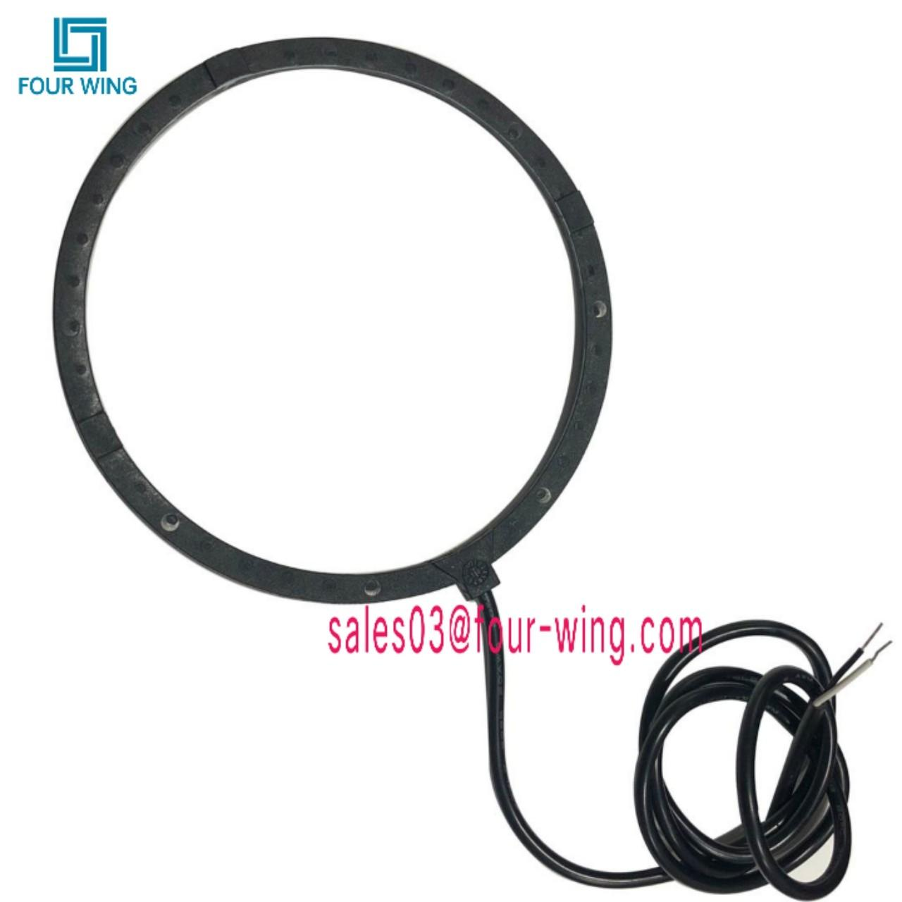 China Factory RFID Reader molded coil wireless charger coil passive tag RFID reader coil plastci molded coil for sale