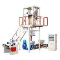 High Output Blown Film Line FB-D / Middle Speed Multilayer Blown Film Machine Manufactures