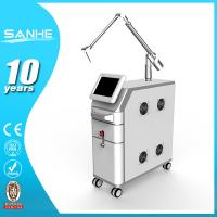 Sanhe Beauty New Cheap CE Approval NdYag QSwitch Laser For Removing Tattoo Manufactures