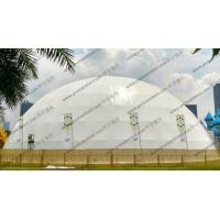 China Geodesic Dome Tent / Sphere Tent with 360° Projection System and Light for Large Outdoor Event or Conference on sale