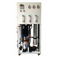 Movable Reverse Osmosis Water Purification Systems With FRP/SS Pressure Vessel Manufactures