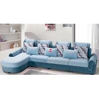 Living Room Fabric Sofa Set LS503S Manufactures