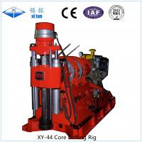Quality Long Stroke 600mm Core Drilling Rig Powerful Drilling XY - 44 for sale