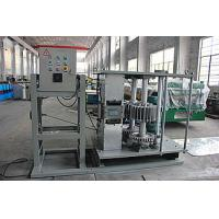 YX203-610 K Span Roof Roll Forming Machine For 0.8mm - 1.2mm Galvanized Steel   Manufactures