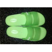 China New Style Colorful Jelly Women PVC Slippers Ladies Sandals Summer on sale
