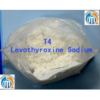 Synthroid Weight Loss Steroids Levothyroxine Sodium T4 Muscle Building CAS 25416-65-3 Manufactures