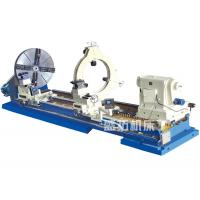 Rubber 1200mm Semi Automatic Lathe Machine Conventional Horizontal With Large-diameter Manufactures