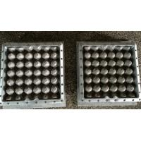 Recycled Pulp Egg Tray Mold With 30 Cells , CNC Processing Paper Egg Crate Dies Manufactures
