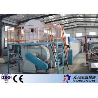 Industrial Waste Paper Pulp Making Machine For Apple Trays / Drink Trays Manufactures