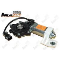 China Front Door Power Window Regulator Motor For ISUZU FVR96  1744181760 on sale
