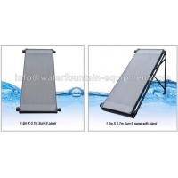 Rigid Inground Swimming Pool Heaters With Solar Controller 1.6m X 0.7m X 0.07m Manufactures