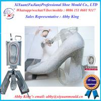 Classic Pvc Jelly Lady Shoe Moulds, shoes moulds Making Pvc Sandals, PVC crystal molds Manufactures
