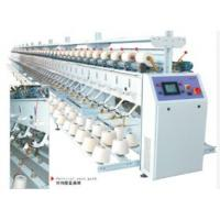 Higher Speeds Textile Spinning Machinery With Doubler / Assembly Winder Manufactures