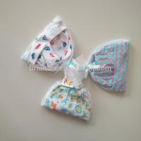 3 Pieces Sock And Hat Baby Socks Gift Set Cute Pattern Plush Baby Product Manufactures