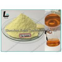 Muscle Growth  Raw Hormone Powders , Trenbolone Enanthate Powder CAS 10161-33-8 Manufactures