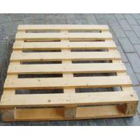 China Heavy Duty Double-face Wooden Pallet on sale
