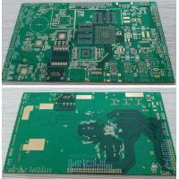 Multilayer PCB board 6 layers FR-4 ENIG PCB China PCB and PCBA, manufacturer, quick lead-time Manufactures