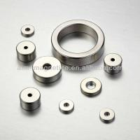 Quality Excellent Performance Neodymium Magnet Ring for sale