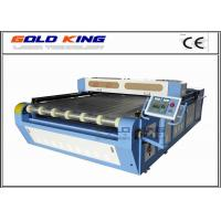 Auto-feeding fabric laser cutting machine for wood, fabric, acrylic with best laser cnc router price Manufactures