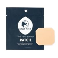 CBD Transdermal Pain Relief Patches Hemp Extract Patch for Muscle, Joint and Body Manufactures