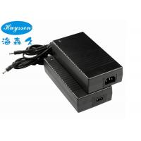 Quality Black PC Desktop Power Adapter , 12V 12A 144W LCD Power Adapters for sale