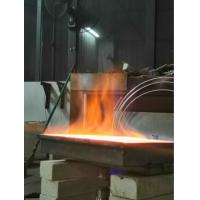 ISO 9239-1 Fire Testing Equipment Gas - Fired Radiant Panel ASTM E970 Manufactures