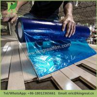 0.03mm-0.20mm Thickness Color Customizable Surface Protection Adhesive Film for Floor Manufactures