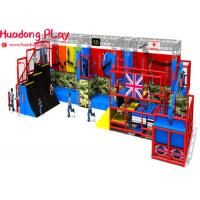 China Childcare Playtime Indoor Playground Equipment  For Children'S Play Centre 35 Cubic Meter on sale