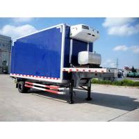 CLWSpeed through the 8.6 m 6 t 1 axis refrigerated van trailer PDZ9120XLC0086-18 Manufactures