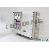 Digital Sewage Pump Control Panel , Single Phase Pump Controller AC220V/50HZ Manufactures