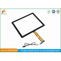 China Smooth Touch 17 Inch Touch Screen Panel , Replacement Touch Screen For Tablet on sale