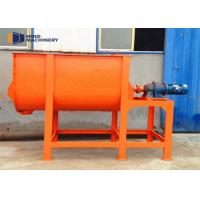 China High Efficiency Putty Dry Mortar Mixer Carbon Steel Spiral Ribbon Mixer on sale