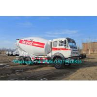 China 2638 380hp Beiben Mercedes Benz Brand New 6x6 10cbm Concrete Transit Mixer Truck Right Hand Drive Optional on sale