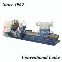Buy cheap Special Metal Lathe Machine , Conventional Horizontal Lathe Machine from wholesalers