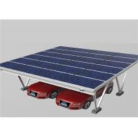 Small Scale Solar Car Charging Station AC 16A / 32A Charging Post With Clean Energy Manufactures