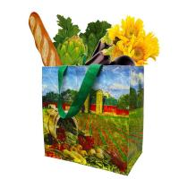 Buy cheap Picture Printed Recycled Shopping Bag , Pp Woven Tote Bag Customized Size from wholesalers