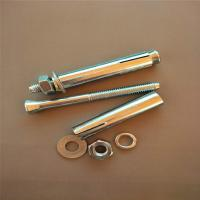 Powers Concrete Fasteners Hex Bolt Sleeve Anchors Length 60-120mm Multiple Applications Manufactures