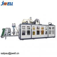 Up Blowing Structure Plastic Blow Moulding Machine Continuous Type Die Head Manufactures