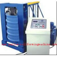 Glazed Roof Panel / Tile Cold Arch Bending Machine With PLC Control System 1000mm Feeding Width Manufactures