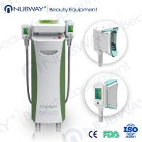 Nubway cool shape whole body cryotherapy lipo freeze machine slimming machine fat freeze cryotherapy beauty machine Manufactures