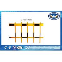 China 2 Fence Boom Max Length 5m Aluminum Arm For Parking Lot Barrier gate on sale