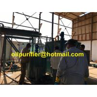Engine Oil Decolorization System, Motor Oil Treatment Recycling Equipment, physical vacuum distillation Manufactures