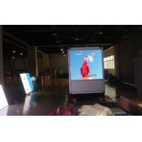 2500HZ Refresh Rate Outdoor SMD P6 LED Display / Signs With Aluminum alloy