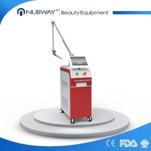 clinic use whitel & red nd yag laser korea / laser nd:yag / q switch nd yag laser machine Manufactures