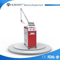Painless Q-switched ND YAG Laser skin rejuvenation White porcelain doll tattoo removal Manufactures