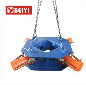 China Hydraulic 1400KN Static Pressure 300-650m  Concrete Pile Breaker Machine For Crushing Foundatio on sale